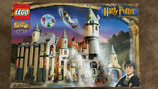 LEGO Harry Potter Hogwarts Castle 2001 (4709) Missing Pieces Free Shipping!