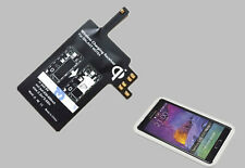 100%New Wireless Qi Charger Charging Receiver For Samsung Galaxy Note4 N9100 Mot