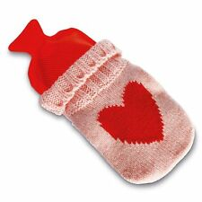 Reusable Mini Heat Hand Warmer Pocket Handwarmer Hot Water Bottle with cover New