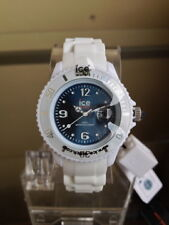 newstuffdaily: NIB ICE White Silicon Jeans Small Ladies Watch