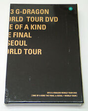 2013 G-DRAGON WORLD TOUR DVD [ONE OF A KIND THE FINAL in SEOUL + WORLD TOUR]