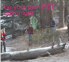 BE YOUR OWN PET - Adventure - 2006 3 Track CD