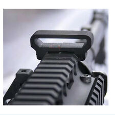 Tactical Rifle Sling Scope Mount Picatinny Weaver Rail Adapter Attachment ZZ