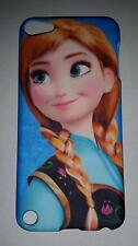 Frozen Fever Anna Full Print Back Hard Case For iPod Touch 5th Generation