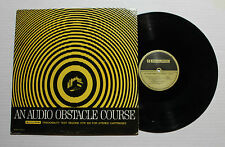 N/A An Audio Obstacle Course LP Shure Rec TTR-115 US 1967 VG++ 6F