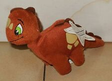 2005 Mcdonalds Happy Meal Toy Neopets Plush Brown Chomby
