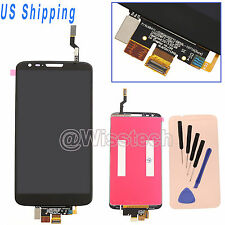LCD Display Touch Screen DIgitizer Assembly For LG Optimus G2 VS980 Verizon BLK