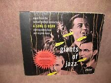 Giants of Jazz - Benny Goodman / Louis Armstrong - 78 RPM Record Set