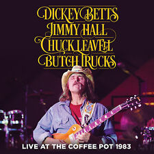 DICKEY BETTS TRUCKS LEAVELL HALL New 2016 UNRELEASED 1983 LIVE CONCERT CD