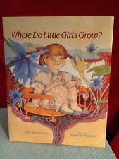 Where Do Little Girls Grow? Mildly Jane Limmer