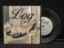Log 4 Song EP on Anyway Records 45RPM