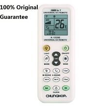 K-1028E Universal LCD Remote Controller for Air Conditioner Control Condition S