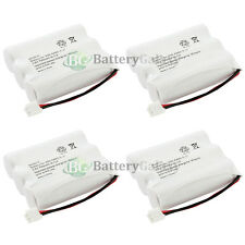 4 Home Phone Battery for ATT/Lucent 3300 3301 6100 6200