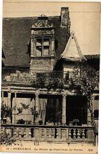 CPA Périgueux-La Maison du Pont Vieux-Le Perron (233040)