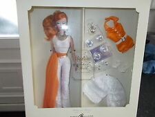 Mattel Barbie Moda Modelo Gold Label Silkstone Hollywood anfitriona K7900 En Caja