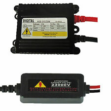 Quality AC 35w Ultra-Slim HID Xenon Digital Compatible Replacement Ballasts New