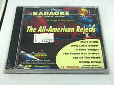 CHARTBUSTER KARAOKE POP THE ALL-AMERICAN REJECTS CD+G ON-SCREEN LYRICS