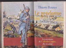 Bourcy - Le gendarme scalpé, l'infiltré , la nuit de l'amandier, seule la mer s'