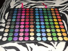 Coastal Scents 120 Palette # One GORGEOUS Eye Shadows Of Rainbow Colors NIB!