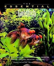 The Essential Goldfish (Howell Book House's Essential) Hargrove, Maddy Paperbac