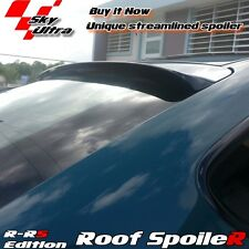 Painted R-Type Rear Roof Visor Spoile For Infiniti G35 G37 G25 Q40 Sedan 2007-13