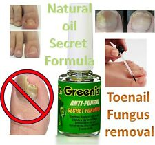 AntiFungal Nail Treatment Drg Toe Nail Finger Fungus Infection NATURAL Cure SALE