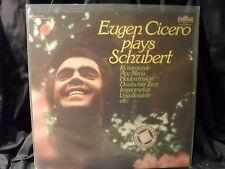 Eugen Cicero plays Schubert