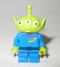 GENUINE ORIGINAL LEGO TOY STORY ALIEN MINIFIGURE FROM 7592 PIZZA PLANET RESCUE
