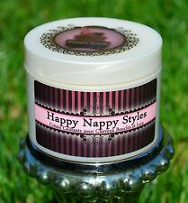 Blended Beauty Happy Nappy Styles, Kinky Curly or Dreads, Leave-in, 8 Oz