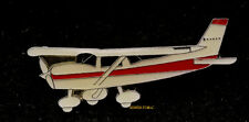 CESSNA 152 AIRPLANE LAPEL HAT VEST PIN SOLO PILOT WING FAA FLIGHT GIFT WOW L@@K!