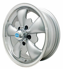 VW LATE BUS TYPE 2, WHEELS GT-5-Spoke EMPI  5.5 X 15   5X112  SILVER,  9695