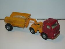 JOAL No 212 ARTICULATED DUMP TRUCK CAMION TRAILER 1960s SPAIN