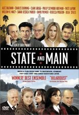 State and Main (DVD, 2001)