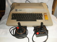 Vintage Rare Atari 800 Home Computer System W/ 3 Games 2 Joysticks All Hookups