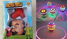Laser Top Spinning Flashing And Sound Toy