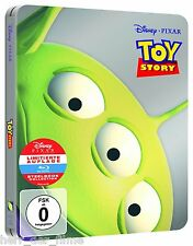 TOY STORY (Walt Disney), Blu-ray-Disc, Steelbook NEU+OVP