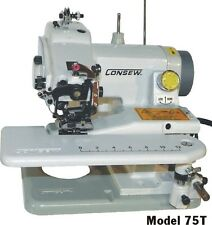 Consew 75T Portable Blindstitch Sewing Machine