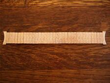 Discontinued Vintage 1950 / 1960 Hadley Mens Y.G. Stretch Watchband # H10 BIN