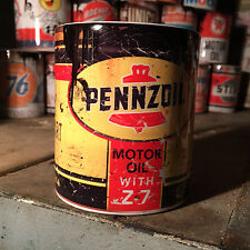 Pennzoil oil can Gift Motorcycle Car Mechanic Gift 11oz Tea coffee mug