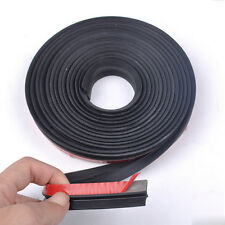 Z Type 3M 2 Sided Adhesive Car Door Sealing Rubber Strip Sound Insulation