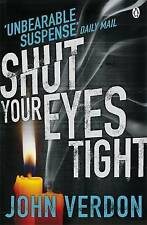 Shut Your Eyes Tight  BOOK NEW