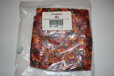 Longaberger 1995 Shades Of Autumn Basket Of Plenty SU Liner Fall Foliage NIP