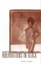 Critical American Studies: Aberrations in Black : Toward a Queer of Color...
