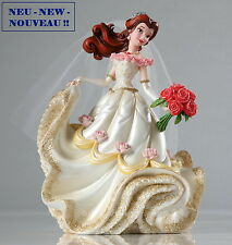 "DISNEY SHOWCASE COLLECTION - Skulptur - ""BELLE BRIDE - WEDDING"" - 4045444 NEU !"