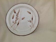 """MIDWINTER WILD OATS 10.25"""" DINNER PLATE VERY GOOD USED CONDITION FIRST"""