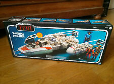 Star wars y-wing Fighter vintage collection, return of the Jedi, MIB
