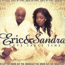 Eric Huff & Sandra Love Takes Time CD ***NEW***