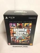 GTA V 5 COLLECTOR'S EDITION - PS3 - NUOVO SIGILLATO NEW RARE - PAL UK VERSION