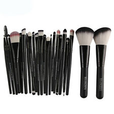 22pcs Cosmetic Brush Makeup Blusher EyeShadow Foundation Brushes Set Tool BK@