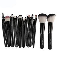 22pcs Cosmetic Brush Makeup Blusher EyeShadow Foundation Brushes Set Tool BK@